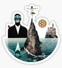 Virtual Reality  Sticker