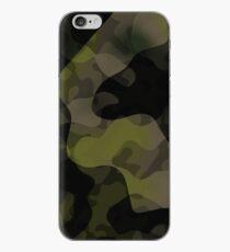 camo abstract iPhone Case