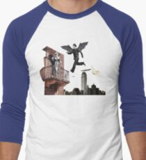 Airmail  Men's Baseball ¾ T-Shirt