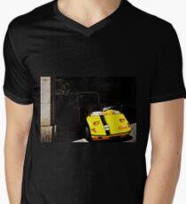 #24 GOcar Men's V-Neck T-Shirt