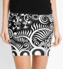 NZ Flora Mini Skirt