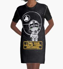 A Powerful Ally Graphic T-Shirt Dress