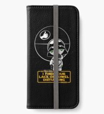 A Powerful Ally iPhone Wallet/Case/Skin