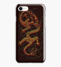 Asian Dragon fantasy design iPhone Case/Skin