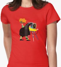 Photographer Women's Fitted T-Shirt