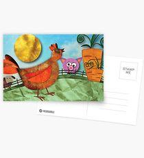 Goldie Postcards