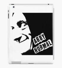 Abby Normal iPad Case/Skin