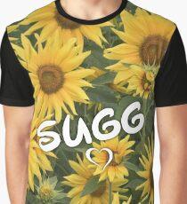 Sugg Sunflowers Graphic T-Shirt
