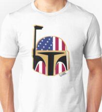 CLSR- USA Boba Fett Unisex T-Shirt