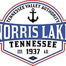 NORRIS LAKE TENNESSEE ANCHOR TN  NAUTICAL BOAT BOATING TVA 2 by MyHandmadeSigns