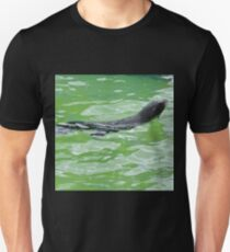 Water Angel Surfaced Unisex T-Shirt