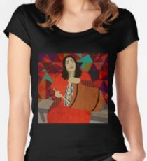 Folklore Women's Fitted Scoop T-Shirt