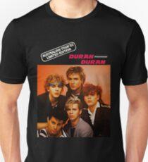 duran duran tour 82 Unisex T-Shirt