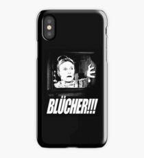 BLÜCHER!!! iPhone Case