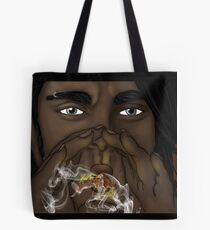 The Fire Breather Tote Bag