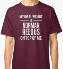 Ideal weight - Norman Reedus Classic T-Shirt
