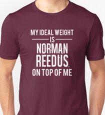 Ideal weight - Norman Reedus Unisex T-Shirt