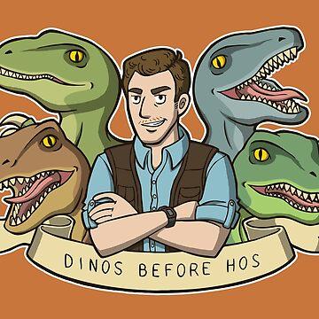 Dinos Before Hos by oriana132