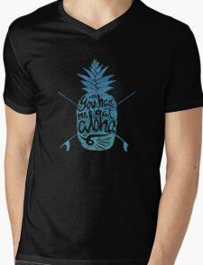 You had me at Aloha! Mens V-Neck T-Shirt
