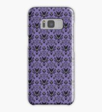 Haunted Mansion Wallpaper (Tile) Samsung Galaxy Case/Skin