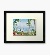 Recovered Freedom  Framed Print