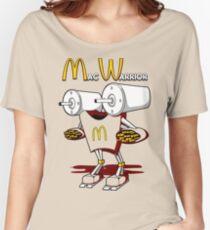 Mac Warrior Women's Relaxed Fit T-Shirt