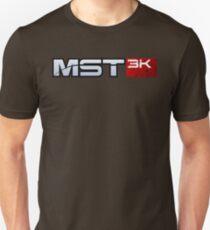 MST3K - Mass Effect T-Shirt