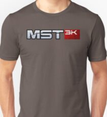 MST3K - Mass Effect T-Shirt