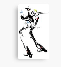 Zentraedi Battle Pod Canvas Print