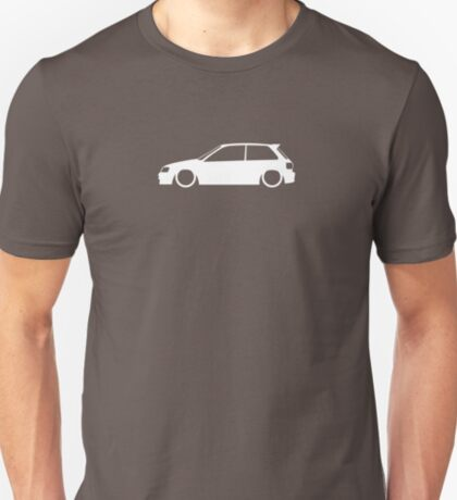 EP82 JDM Turbo Hatch T-Shirt