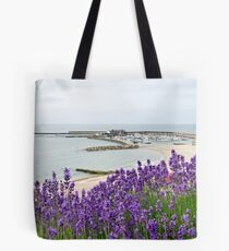 Lyme In Lavender  Tote Bag