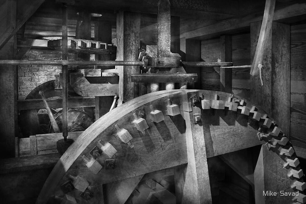 Steampunk - Runs like clockwork by Michael Savad