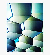 Fed Square Abstract Photographic Print