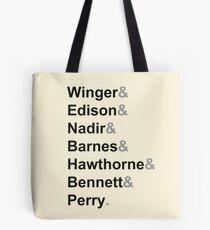 The Greendale Seven Tote Bag