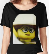 Lego Paleontologist Women's Relaxed Fit T-Shirt