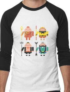 Droid Journey to the West Men's Baseball ¾ T-Shirt