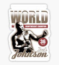 jack johnson Sticker