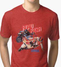 Road Rash - Sega Genesis  Tri-blend T-Shirt