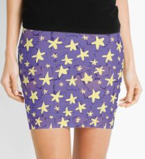 Cute Stars by VIXTOPHER Mini Skirt