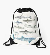 Mochila saco Tiburones - Formato del paisaje
