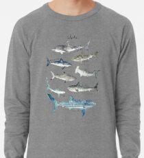 Sharks - Landscape Format Lightweight Sweatshirt