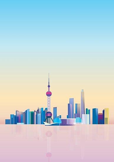 Welcome to Shanghai by elfelipe