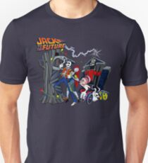 Jack To The Future Slim Fit T-Shirt