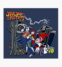 Jack To The Future Photographic Print