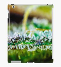 Macro Trichomes iPad Case/Skin