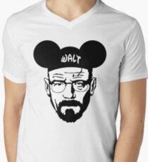 WALT MOUSE EARS Men's V-Neck T-Shirt