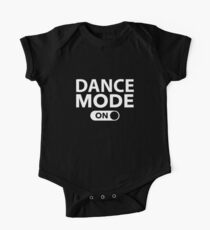 Dance Mode On Kids Clothes