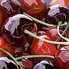 Cherries by Abby Hope Skinner