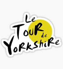 Le Tour de Yorkshire Sticker