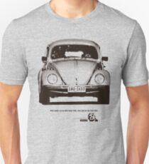 Fusca Unisex T-Shirt